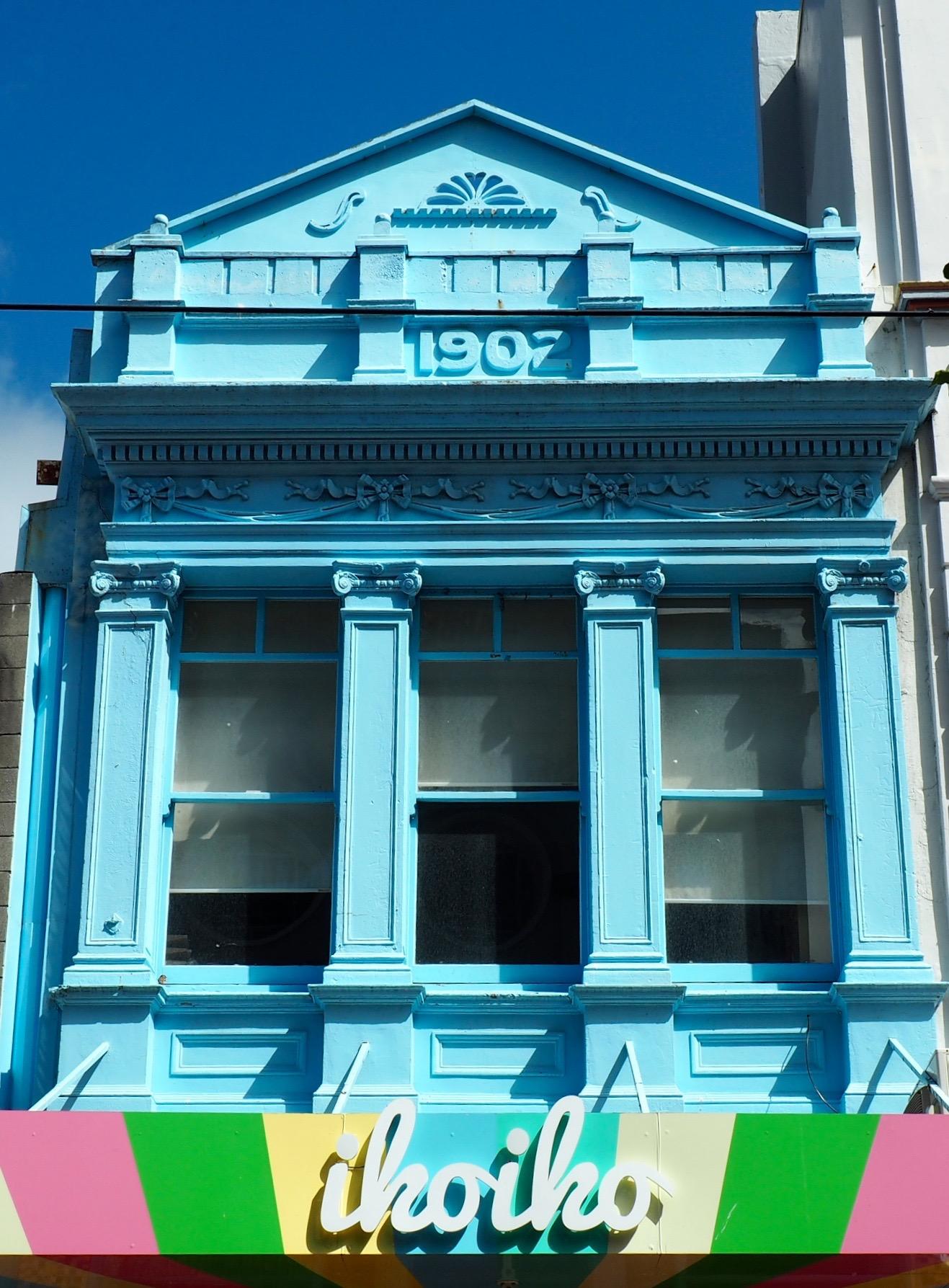 Wellington, Cuba Street.