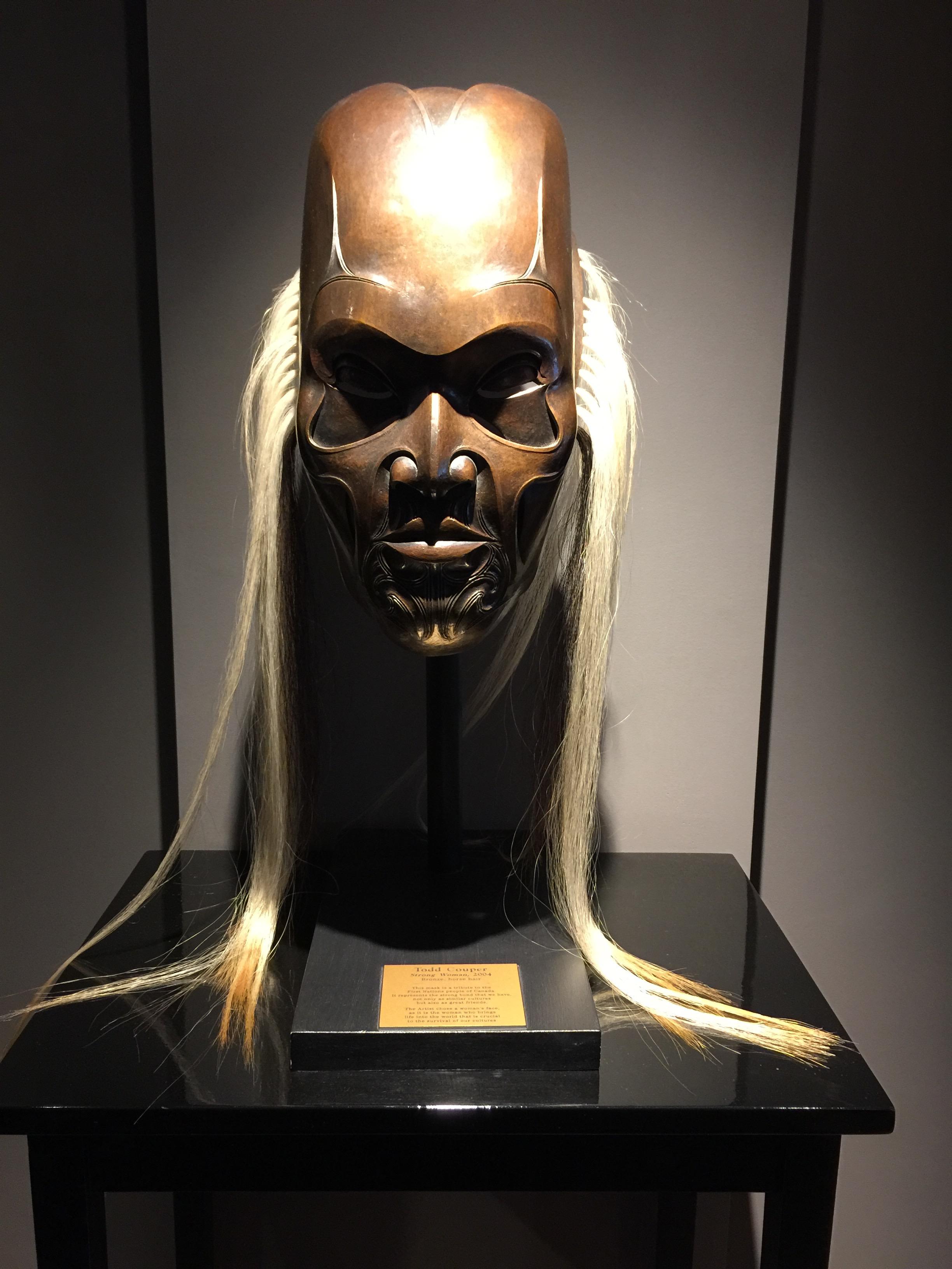 Art. QT Museum Wellington.