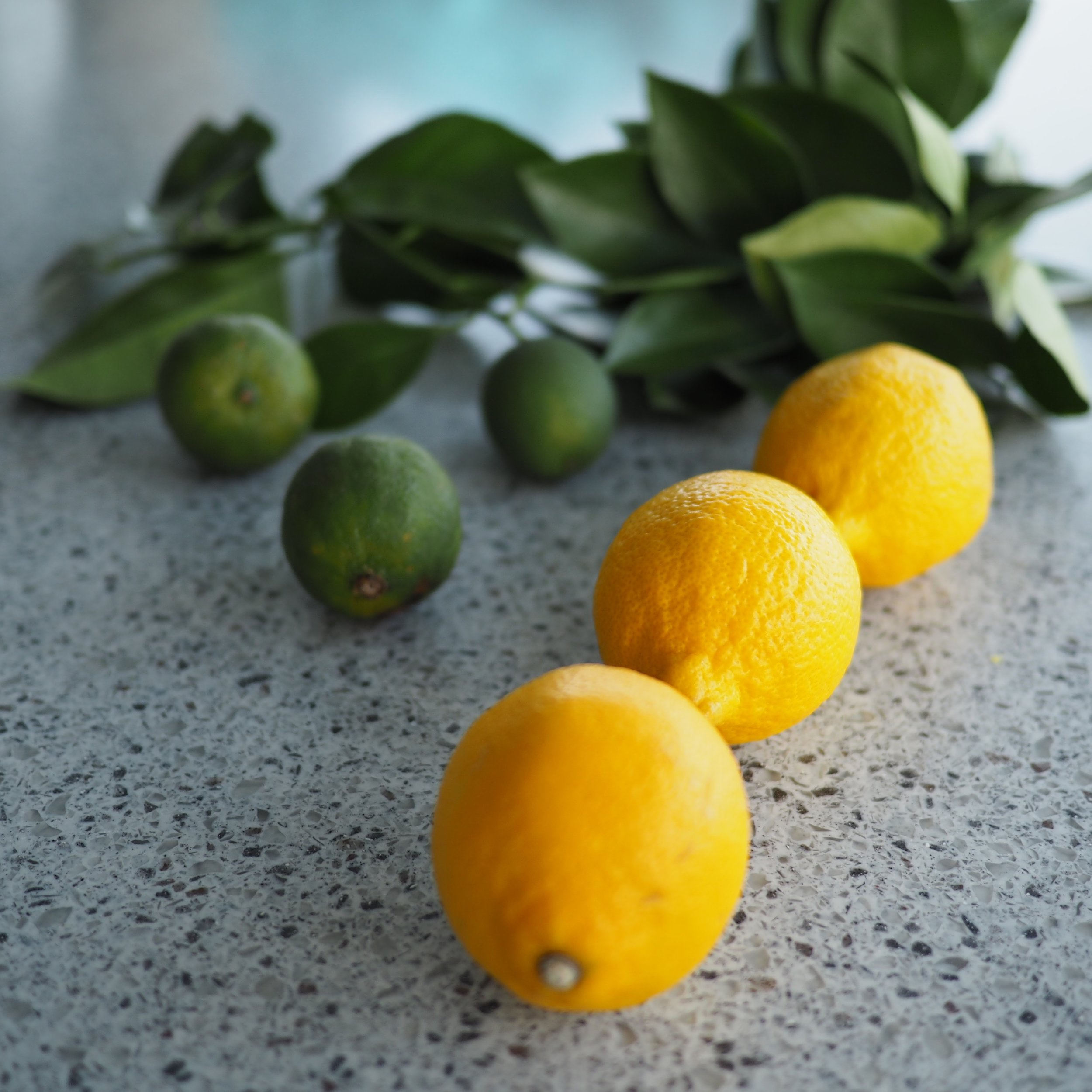 For clear skin, bright eyes & a bushy tail, drink hot water & lemon when you first wake up.