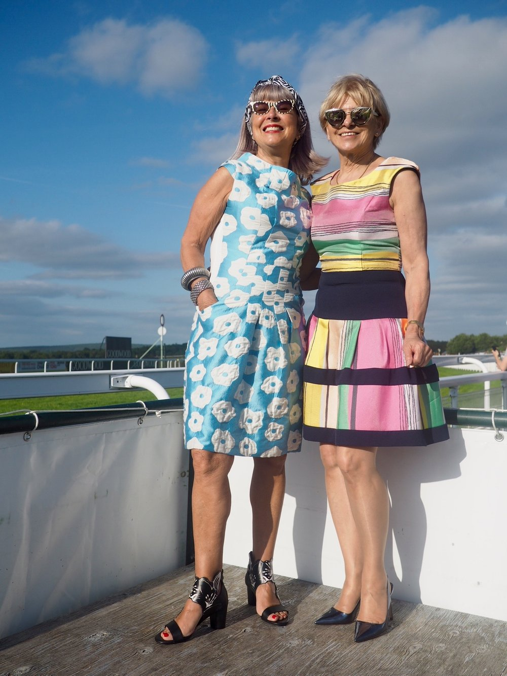 Goodwood: DJs, dancing and dressing up