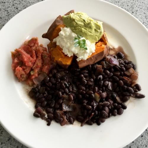 Vegan/vegetarian recipe