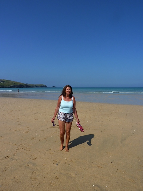 one of my favourite blog friends, janet green, rocking it in shorts.