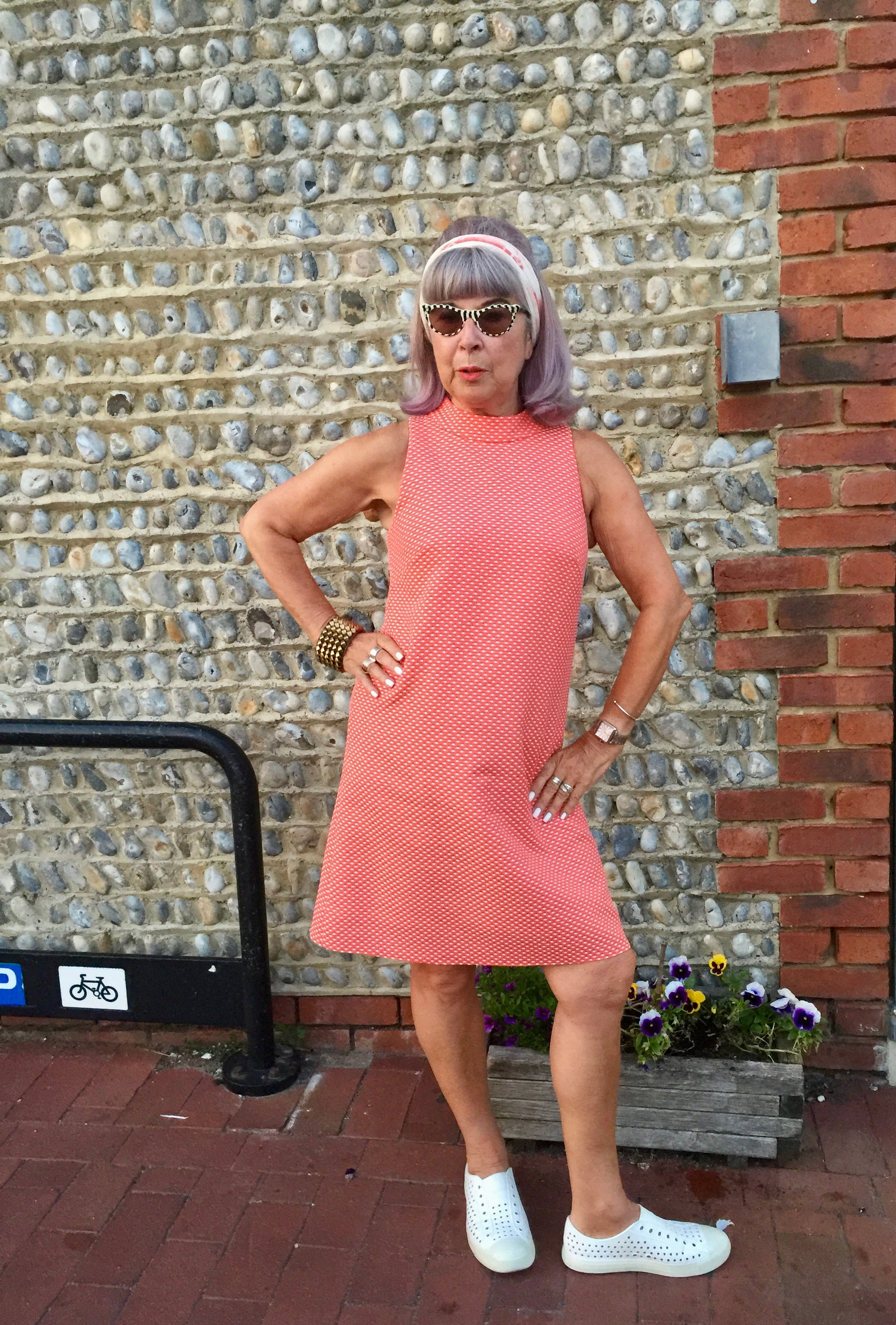 60s style dress for 2017 summer