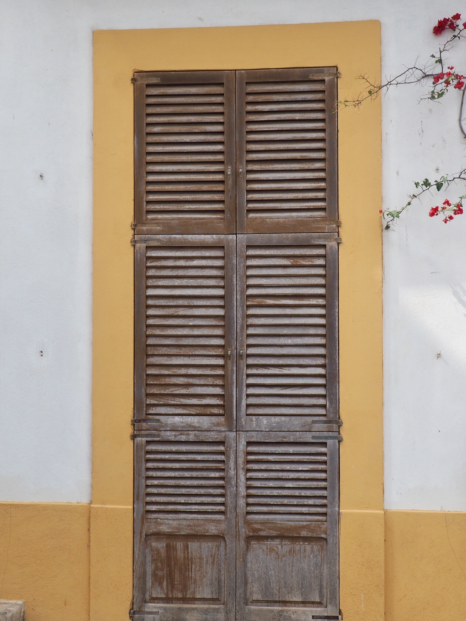 Another old doorway in Ibiza