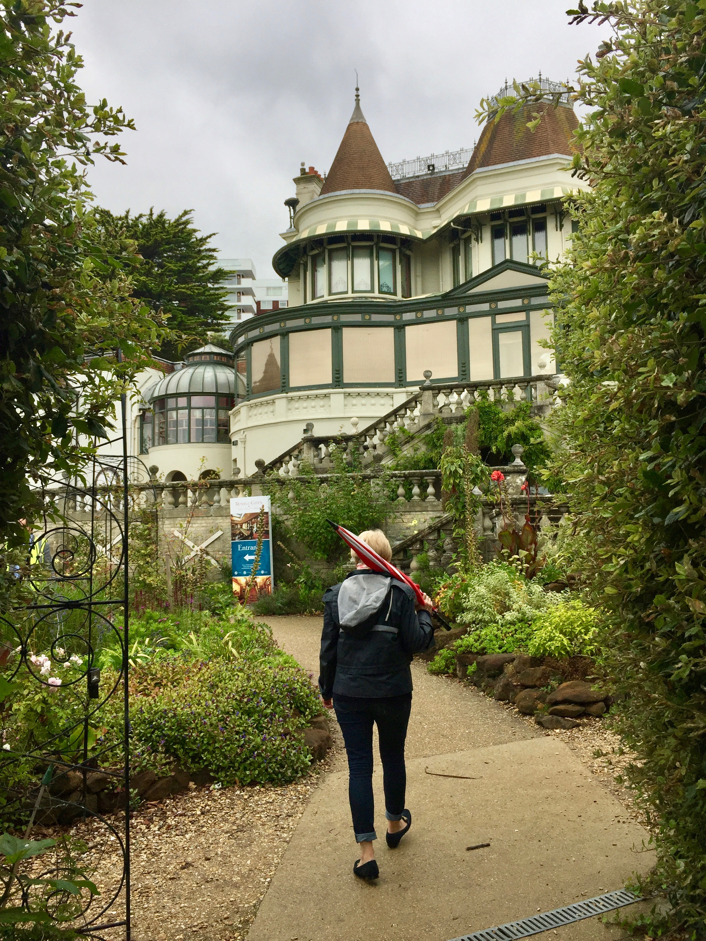 The Russell-Cotes Museum, Bournemouth.