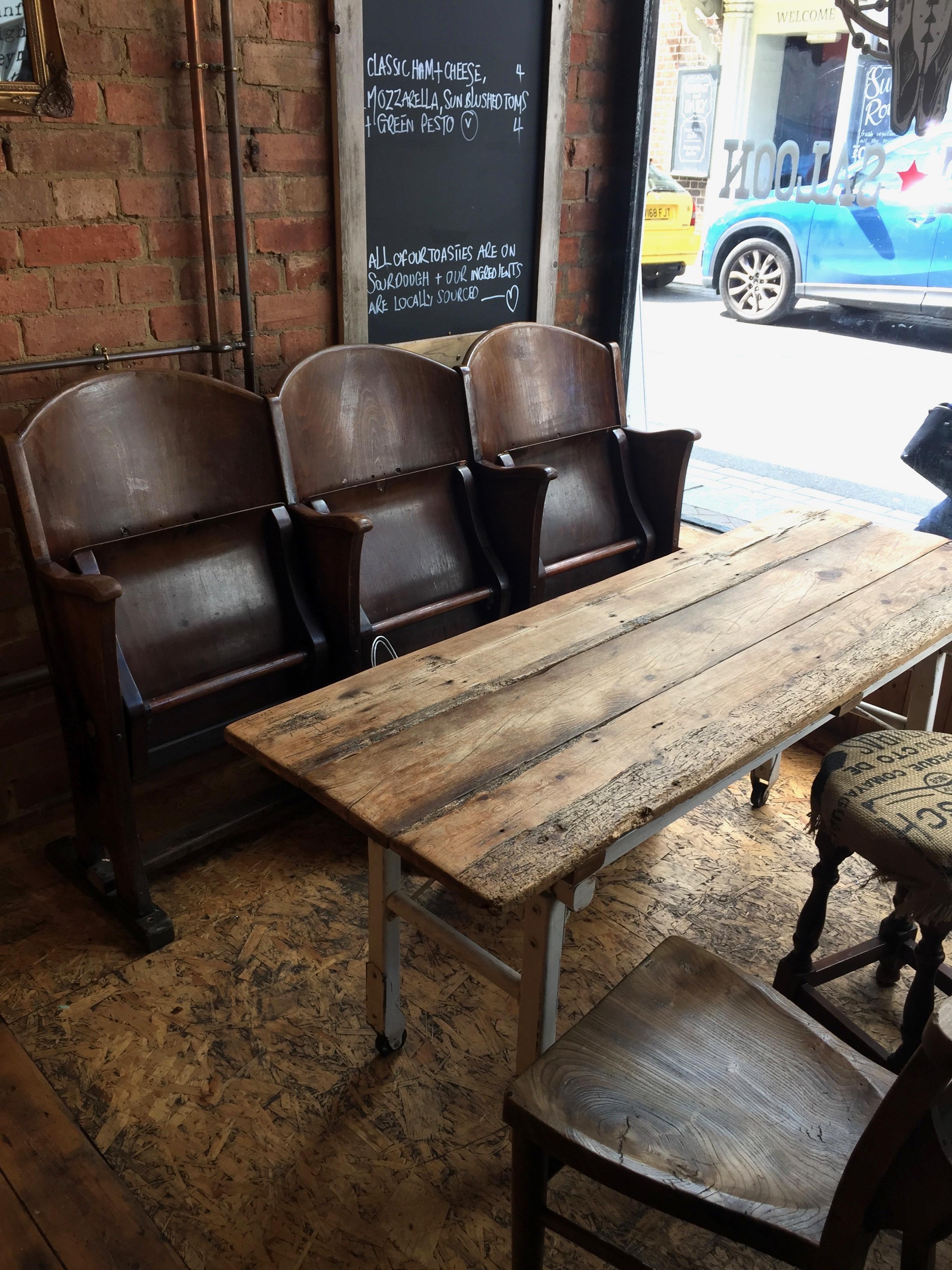 Coffee Salon in Poole