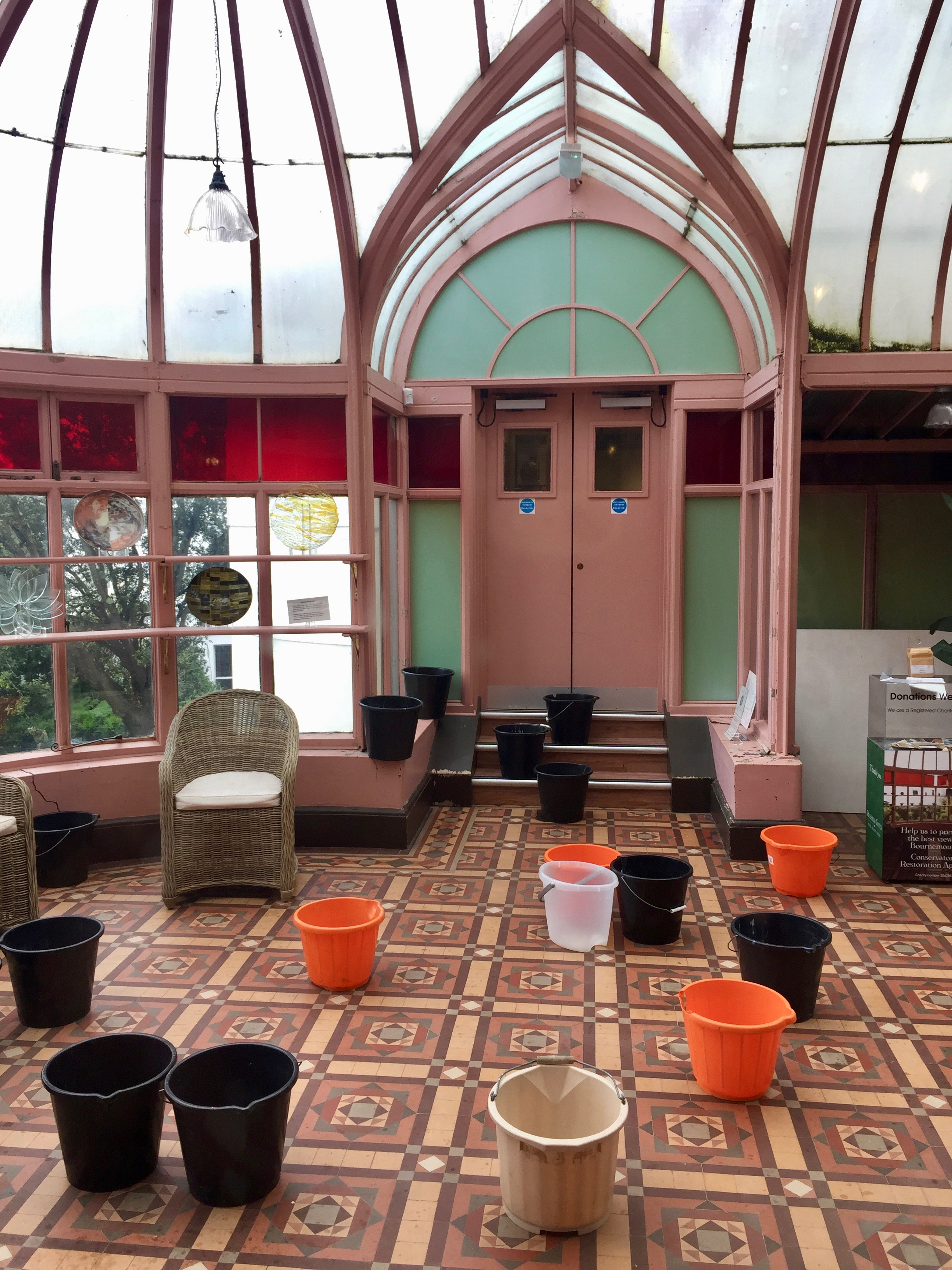 The Russell-Cotes Museum needs all the help it can get to renovate its beautiful buildings.