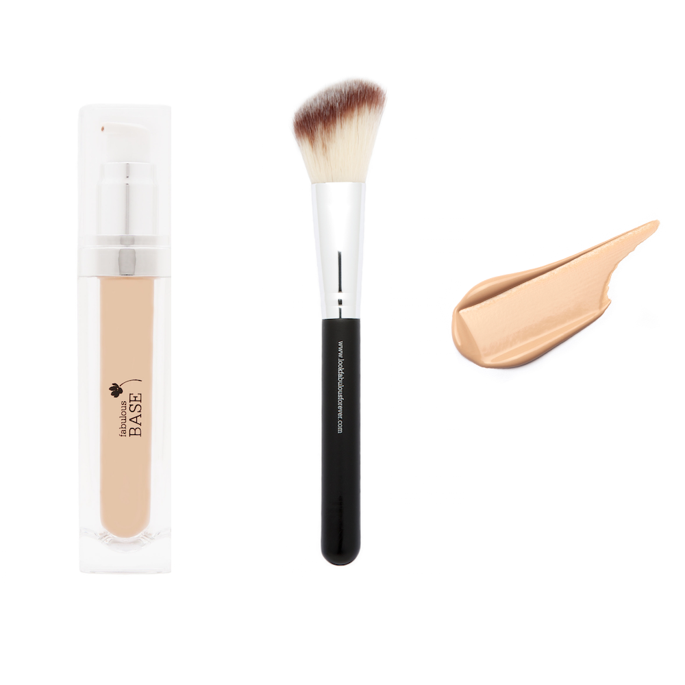 CONTINUOUS COVER FOUNDATION BY LOOK FABULOUS FOREVER.