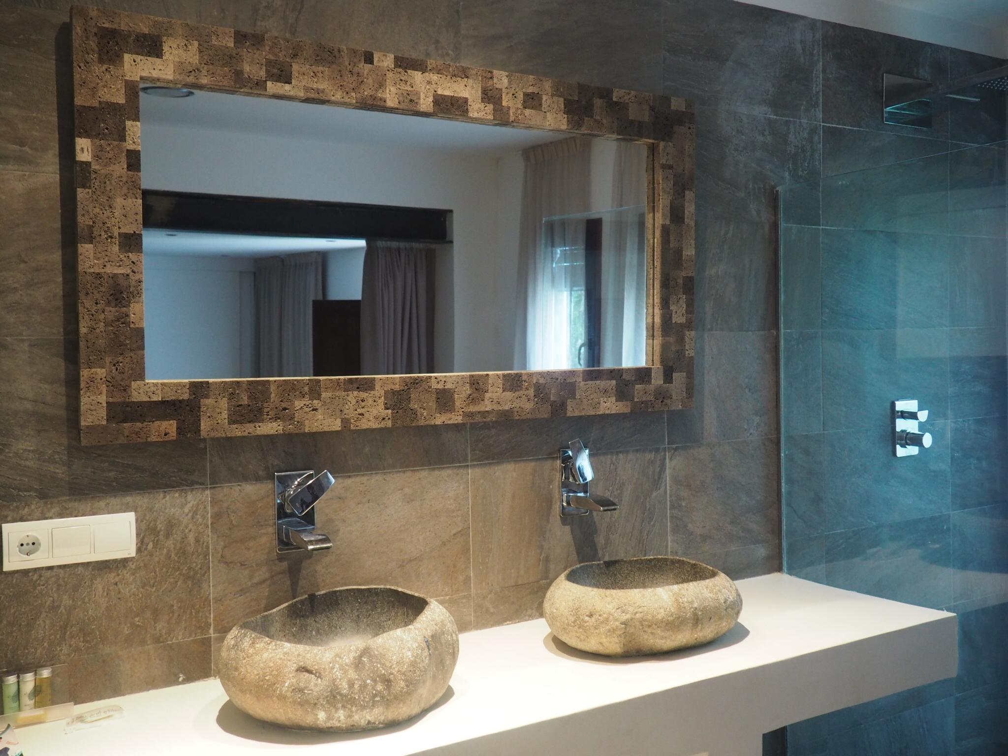 Ibizan bathroom