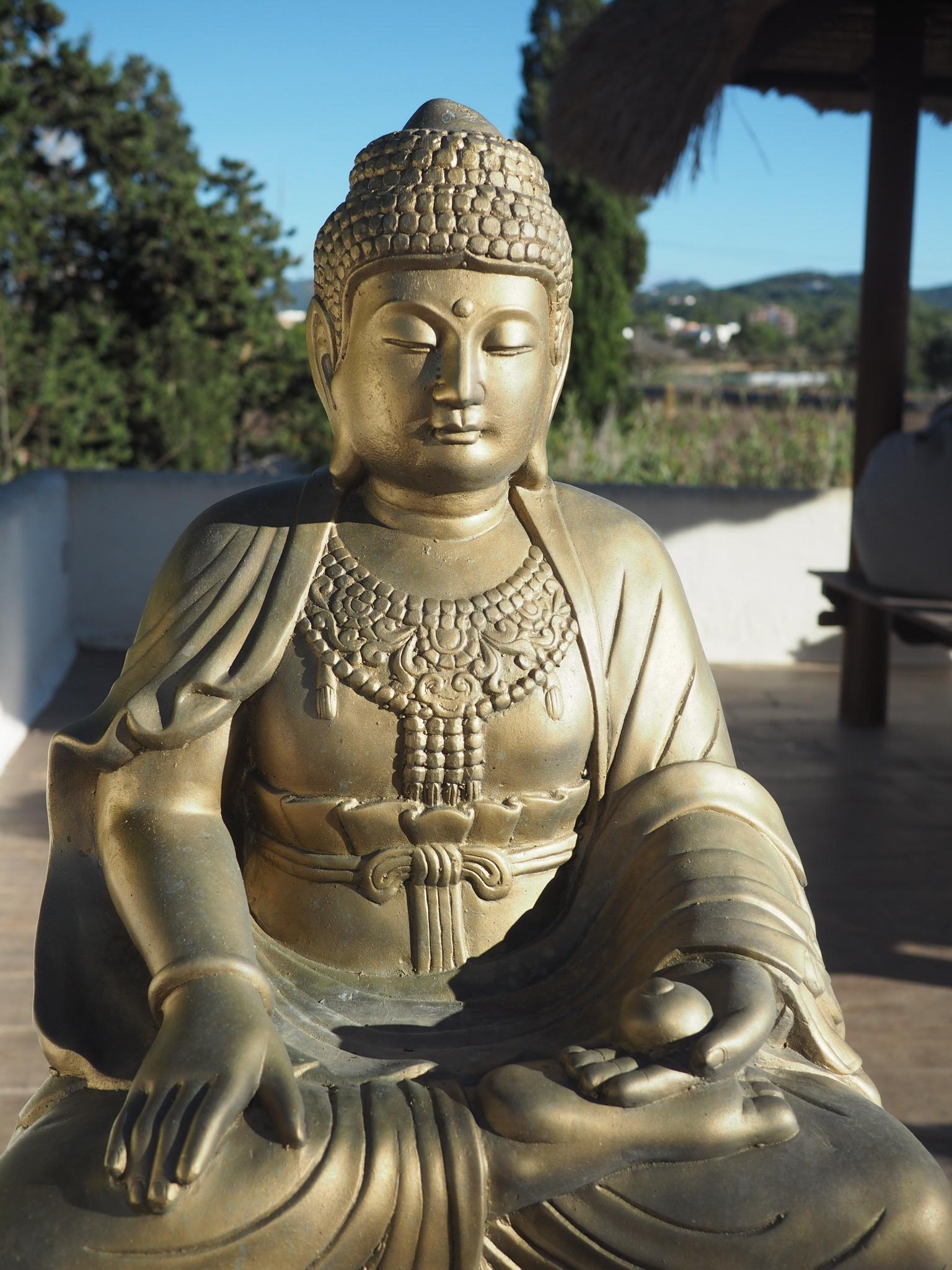 Buddah in Ibiza