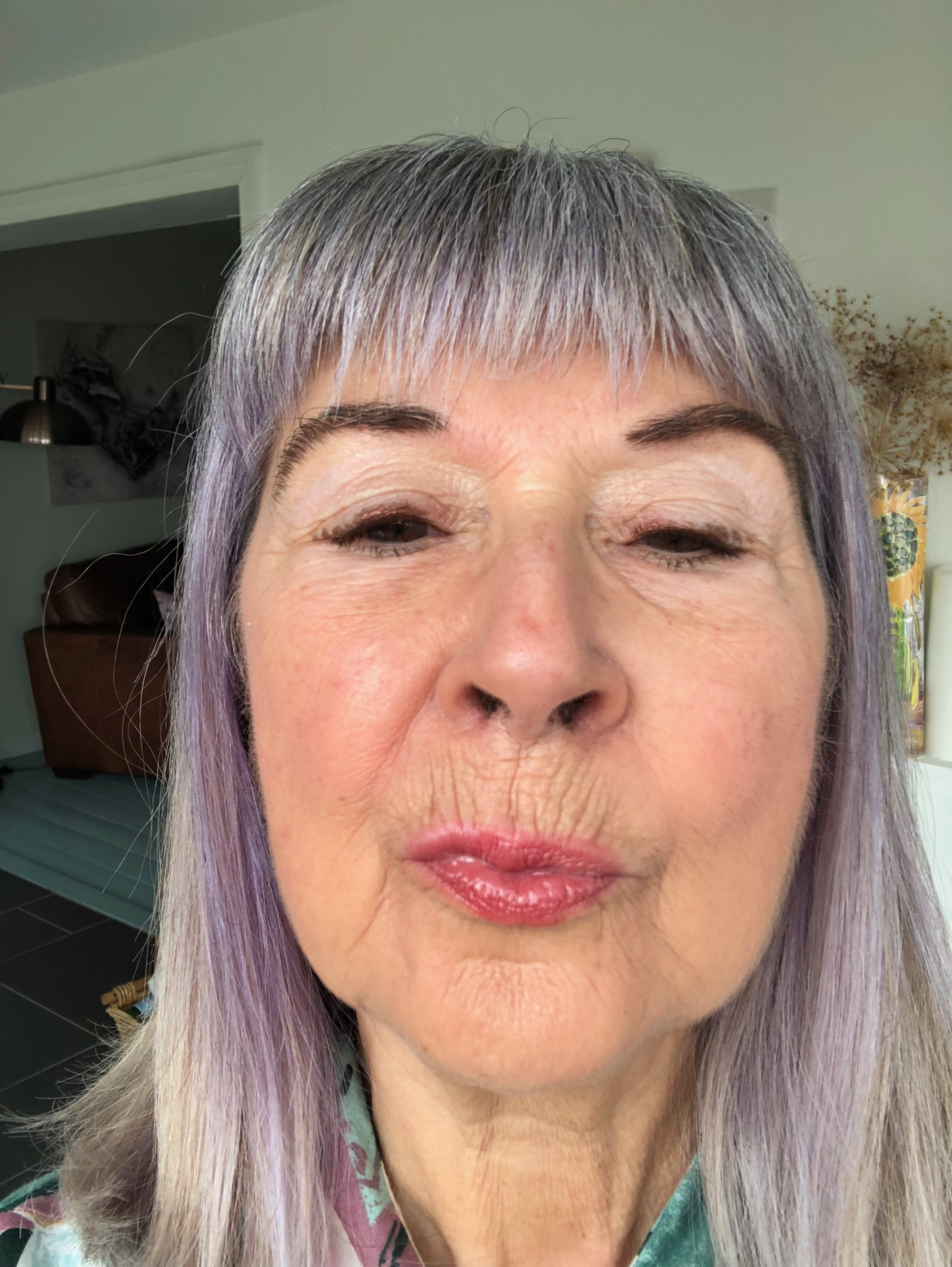 OK I have wrinkles, but I also have my health! Alternative Ageing is the only way to go if you want to be free of illness & daily prescription drugs in your mid-sixties!