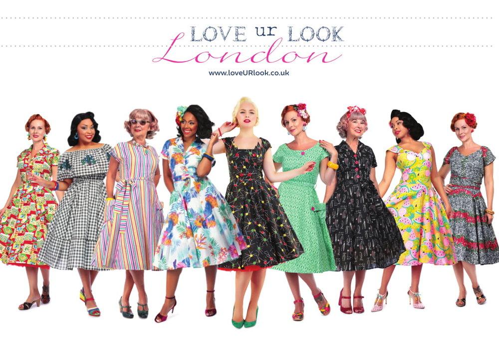 LOVE ur LOOK London