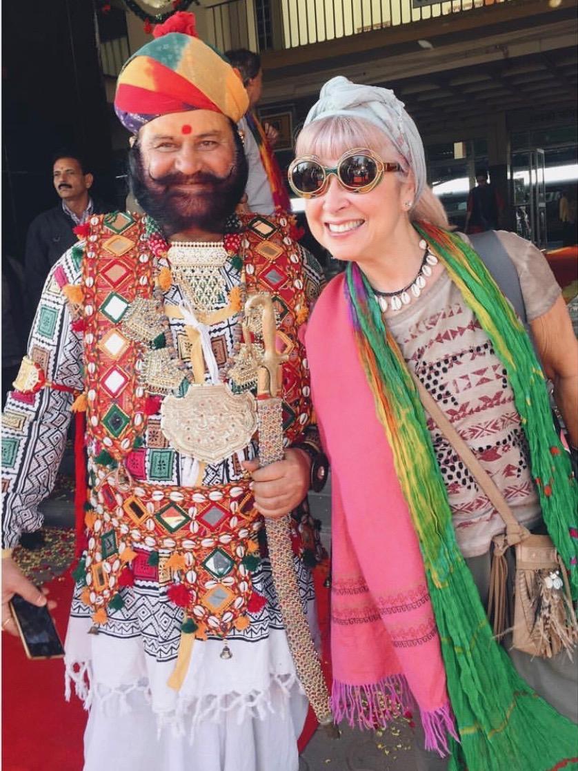 Rajasthan costume