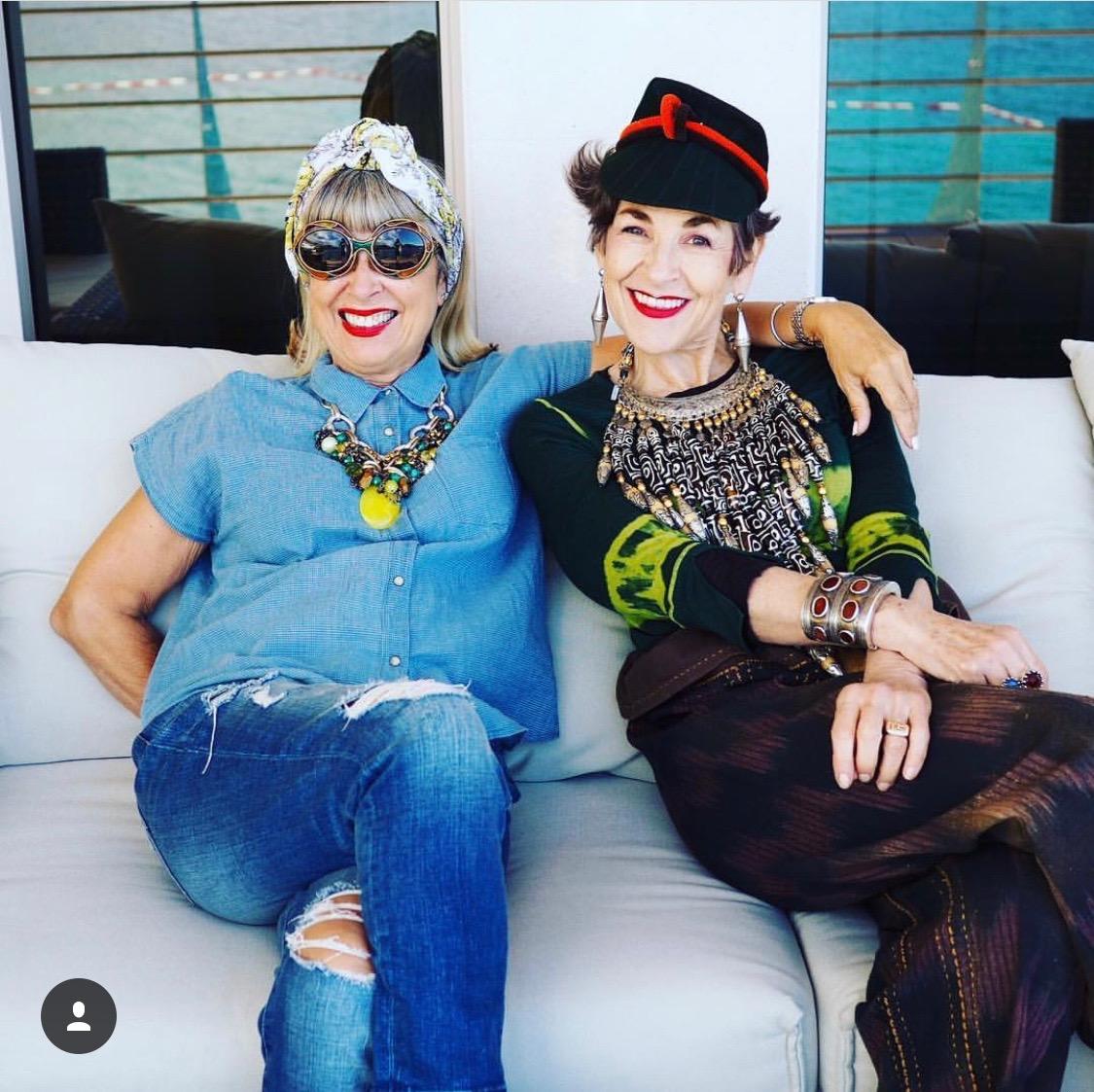 Tziporah Salaman & Suzi Grant