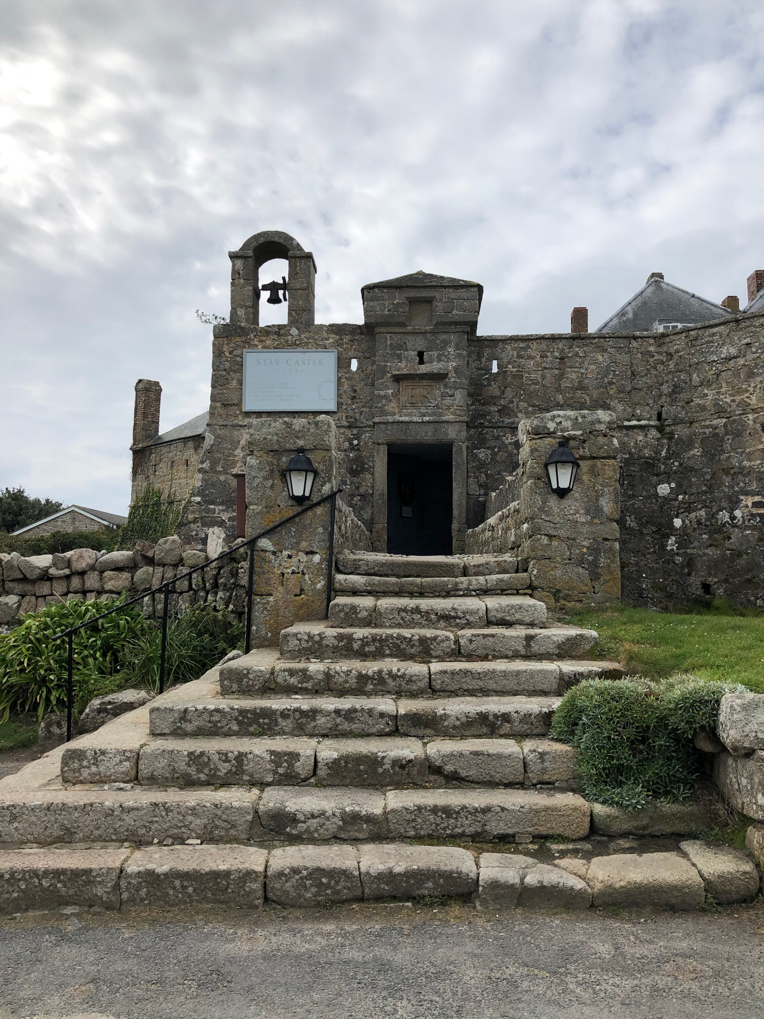 The entrance to the Star Castle Hotel.jpg