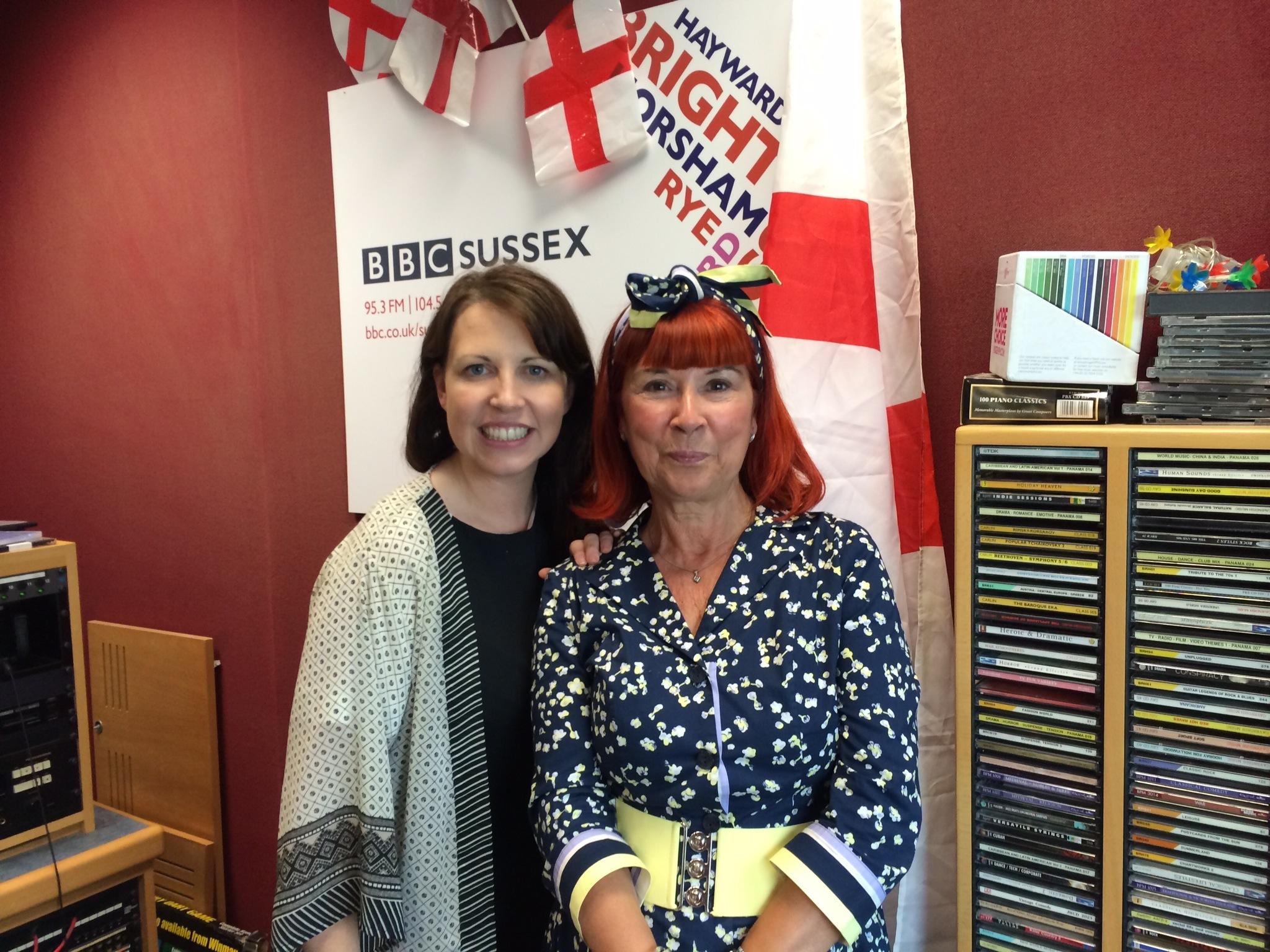 Allison Ferns, BBC Sussex