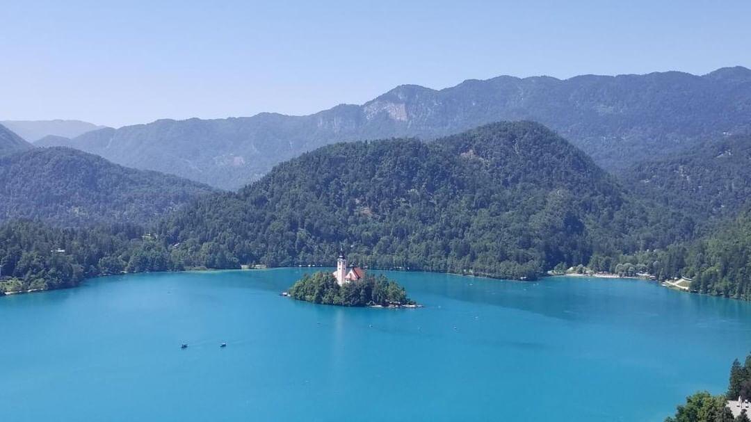 Lake Bled, Slovenia. Photo Credit: Ben Souza.