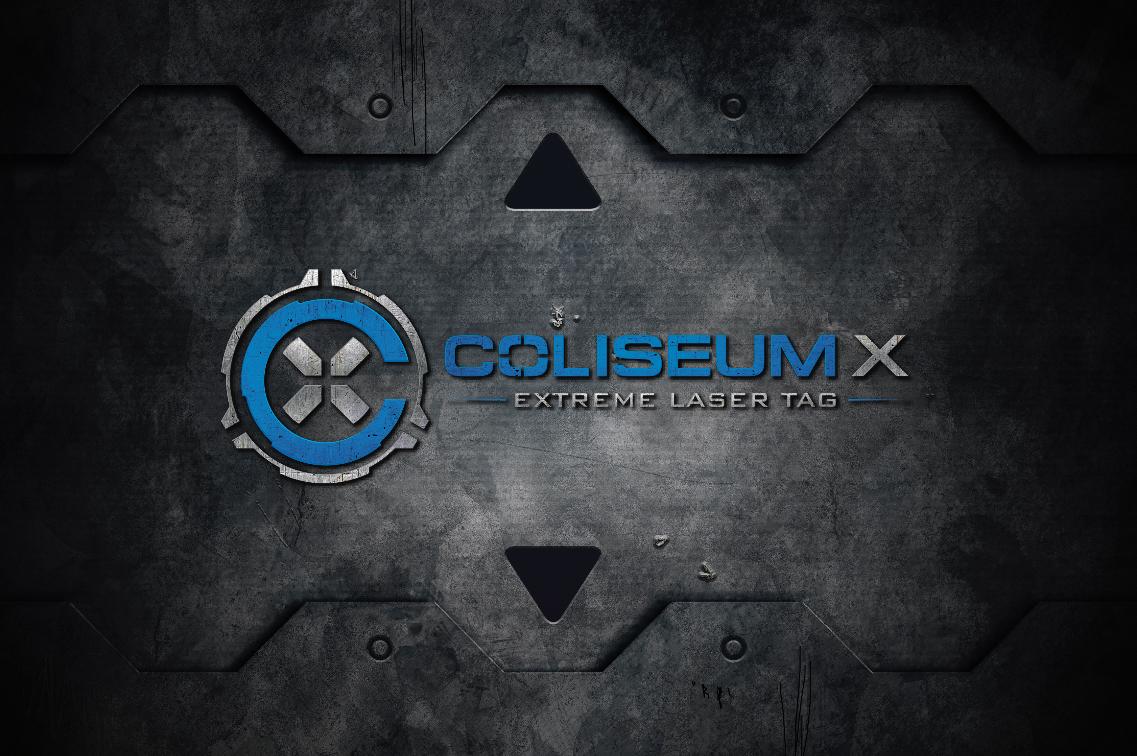 Coliseum X Rebranding  Designed in Illustrator and Photoshop