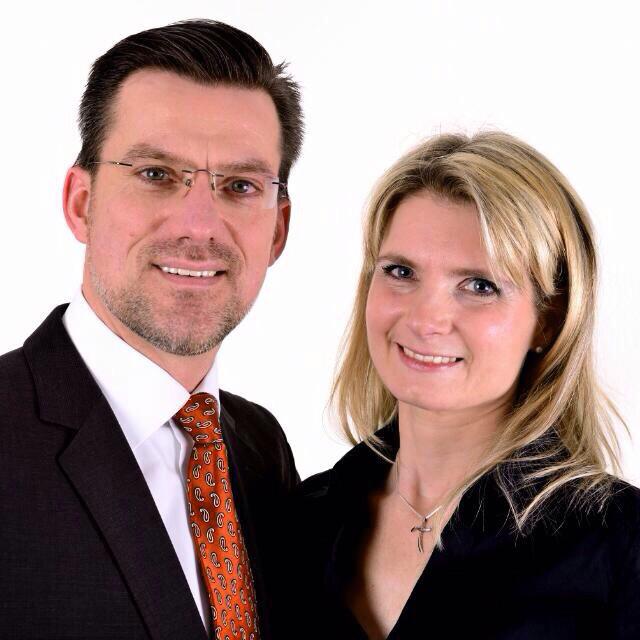 Udo Andrießen, Bestattermeister und Susanne Andrießen-Alexander