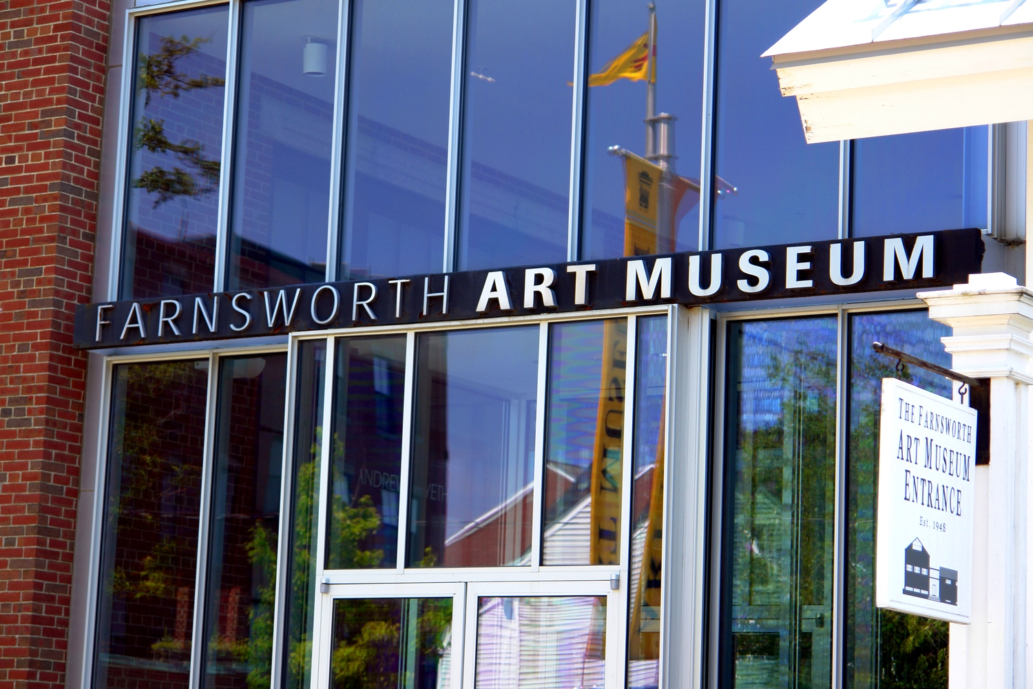 Farnsworth Art Museum