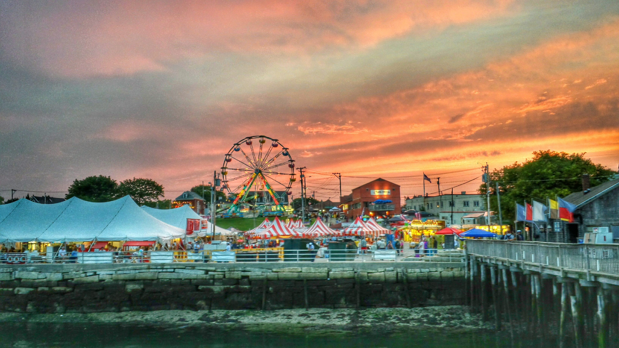 Maine Lobster Festival, Rockland