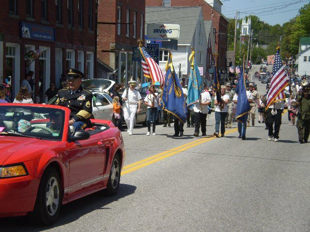 Memorial Day Parade, Damariscotta