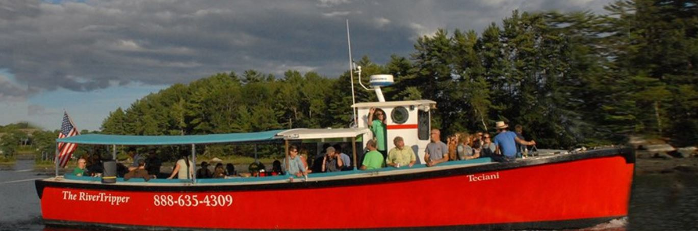 Damariscotta River Cruise