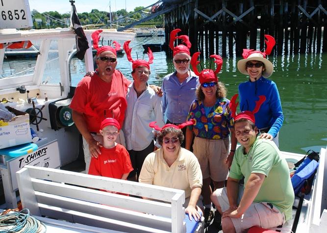 Captain Jack's Lobster Adventure