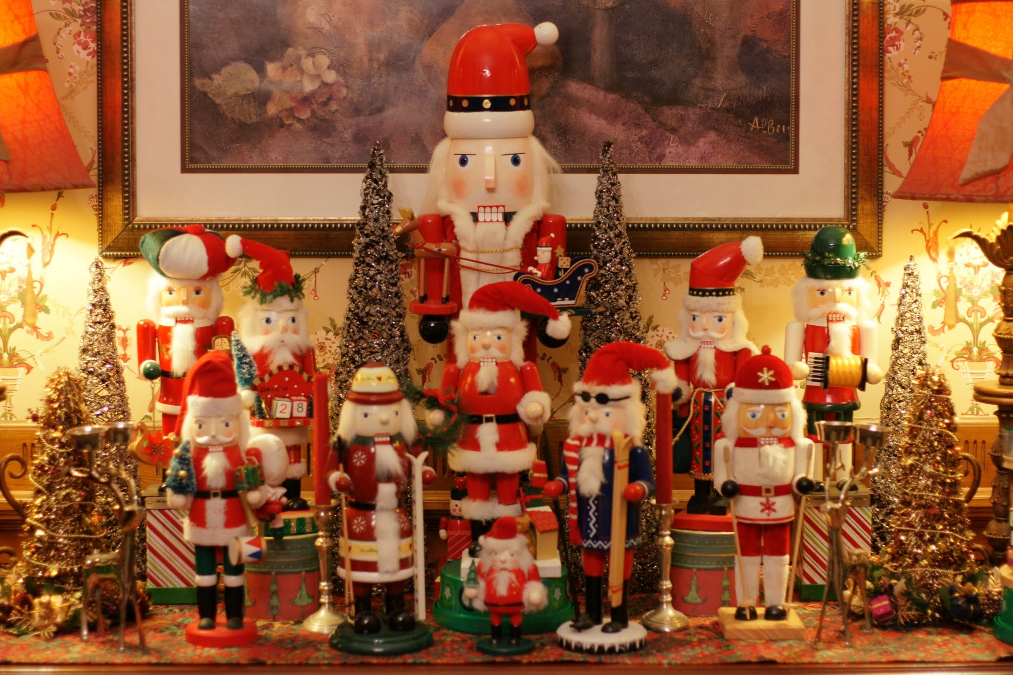 The Nutcrackers are so fun, they deserve a second photo! Credit: PJ Walter Photography.