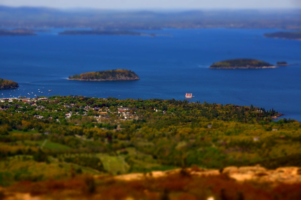 Bar Harbor, Acadia & Downeast