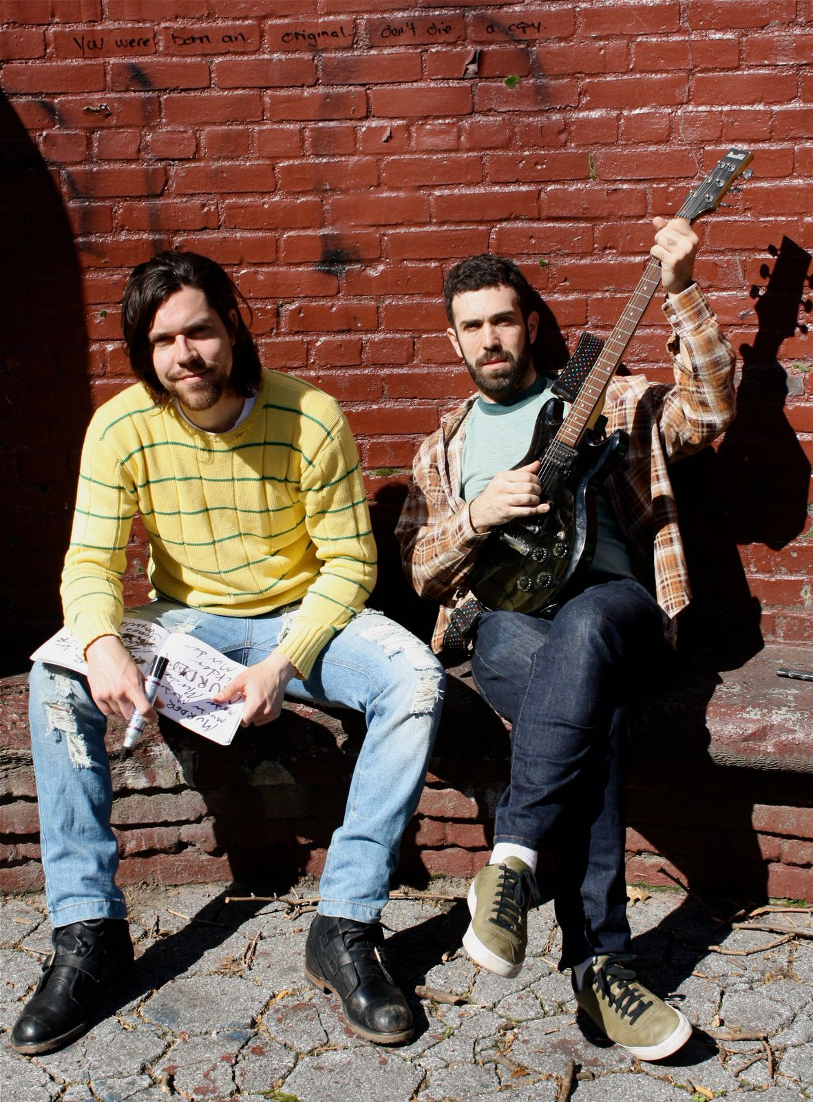 Fred & Paul 2012