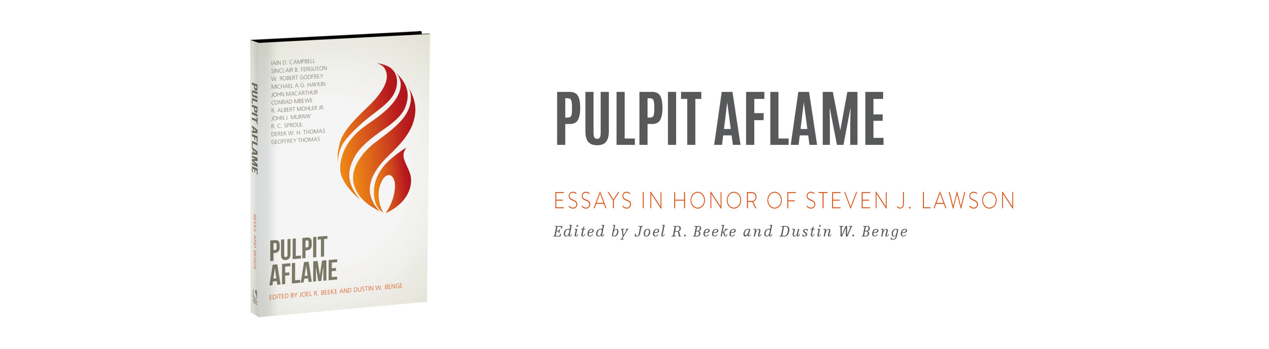 Pulpit Aflame — OnePassion Ministries
