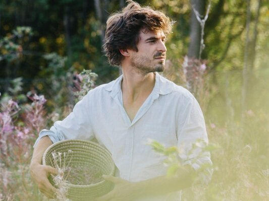 Ben Brumagne, grondlegger Forest To Plate