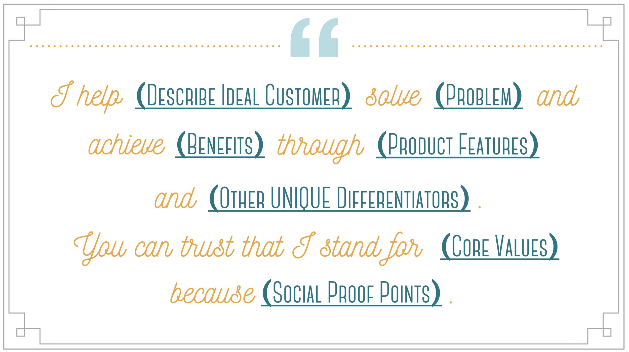ANOTHER SLIDE FROM MY COURSE:   THE PROFITABLE DIGITAL MARKETING PLAN    .