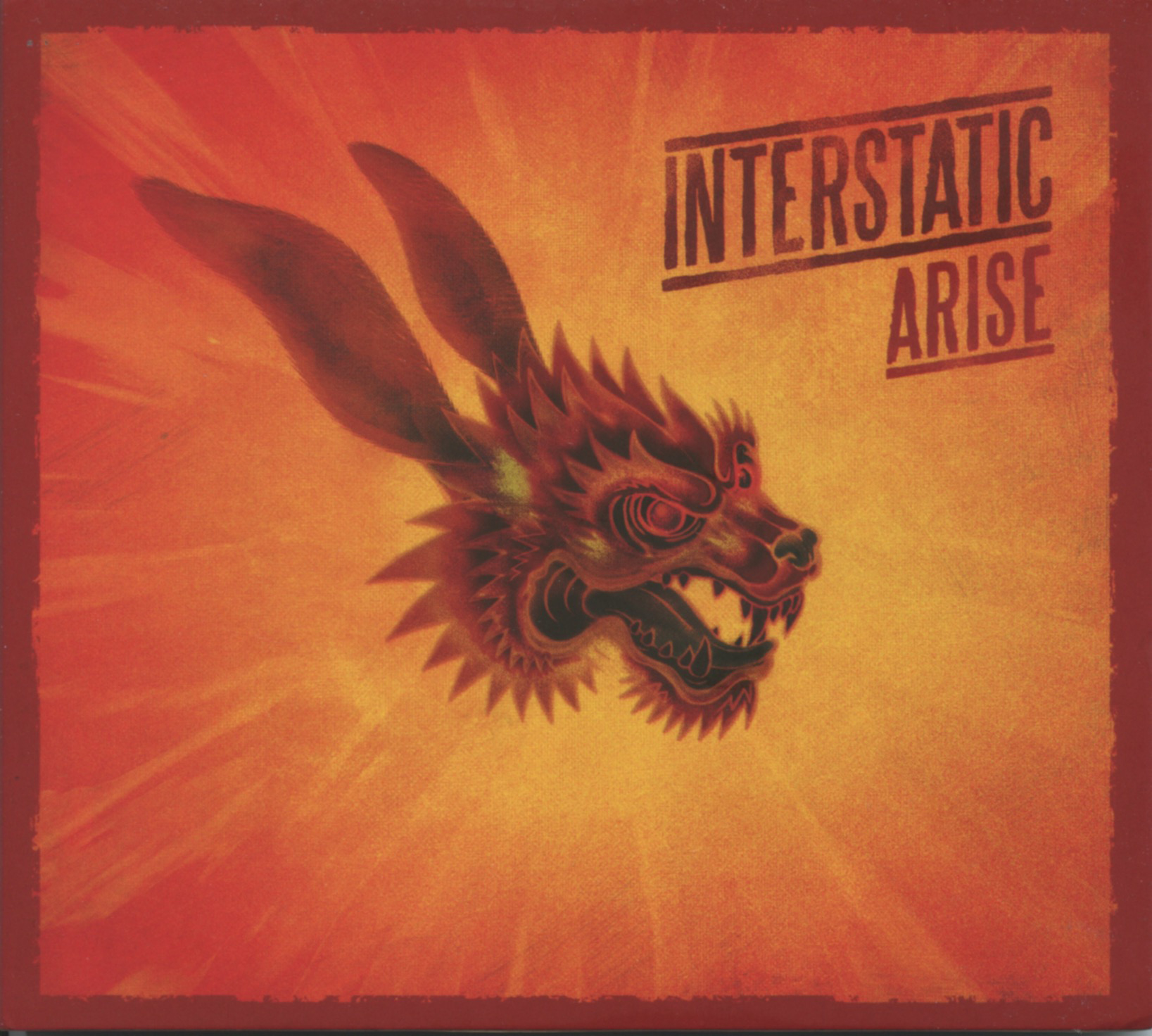 """2014  Interstatic """"Arise"""" trio with Roy Powell and Jarle Vespestad  Rarenoise records"""