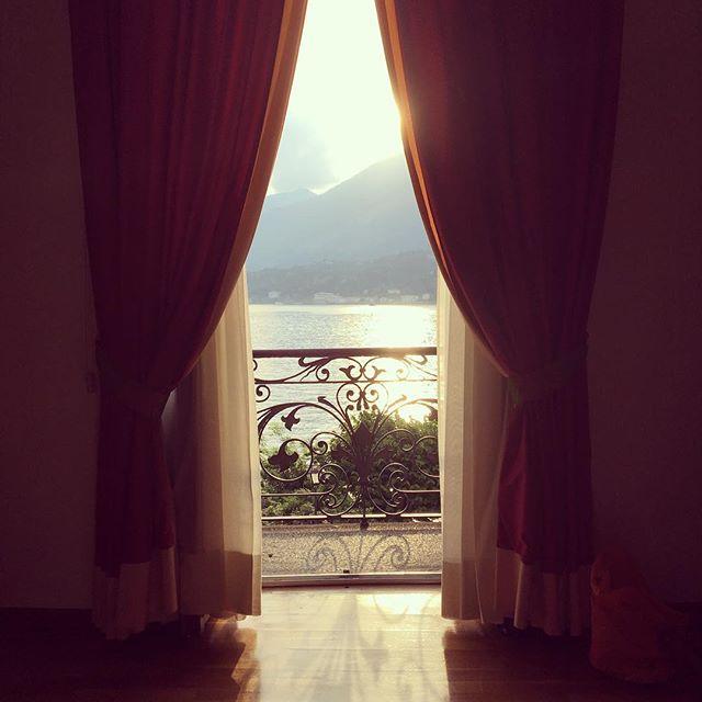I've died and gone to Bellagio  #richgirlskin #welcometothesisterhood #bellagio