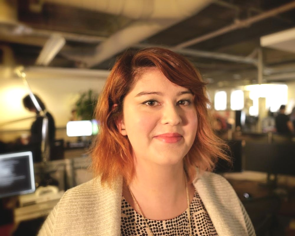 She Games Bio: Kim Swift, the girl who created Portal - In a time where women are  taking the center stage in business, tech, and politics, how have we not heard more about this Gamer Developer Choice Award winning innovator?