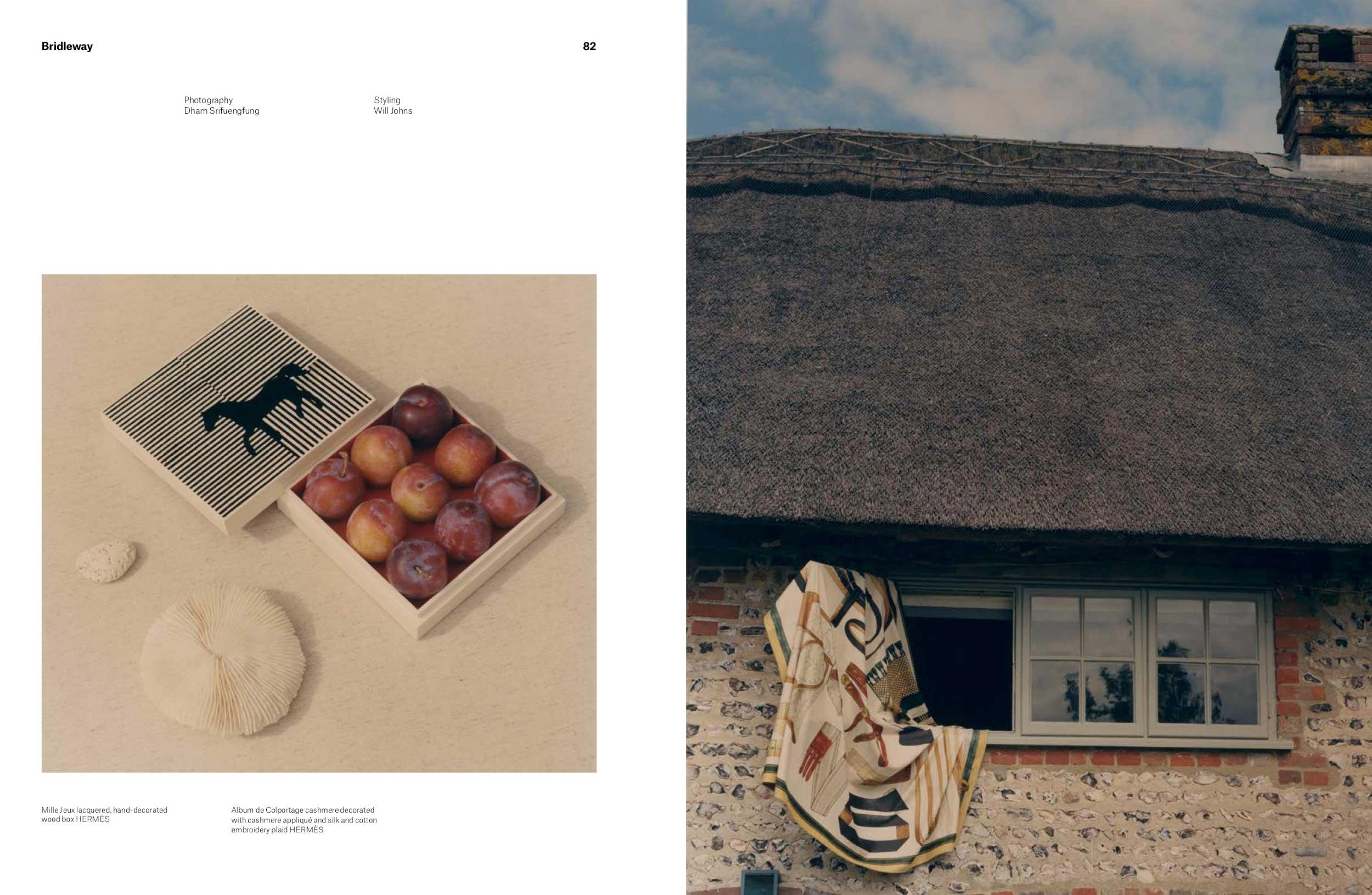 PORT MAGAZINE   Photography Dham Srifuengfung  Styling Will Johns