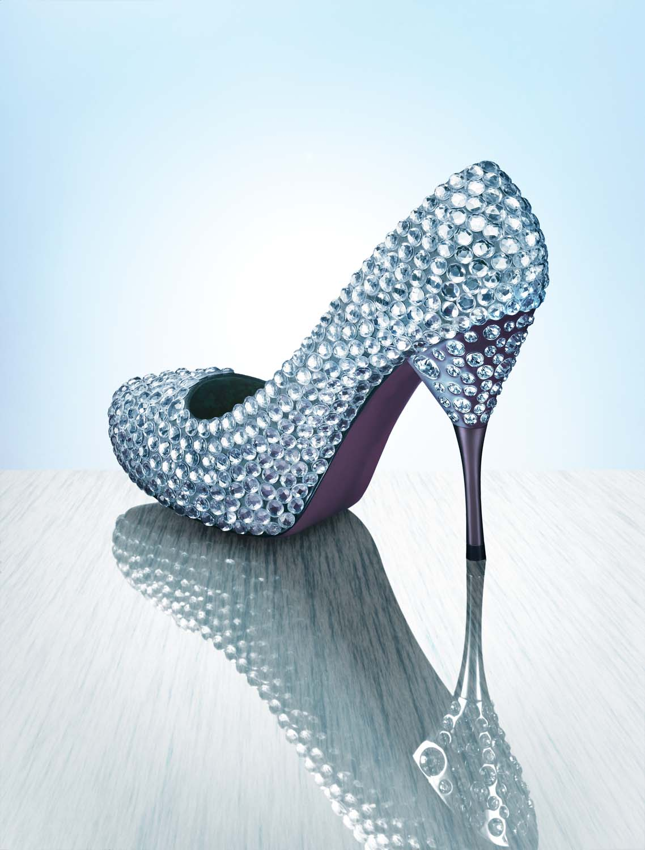Sparkle Shoe