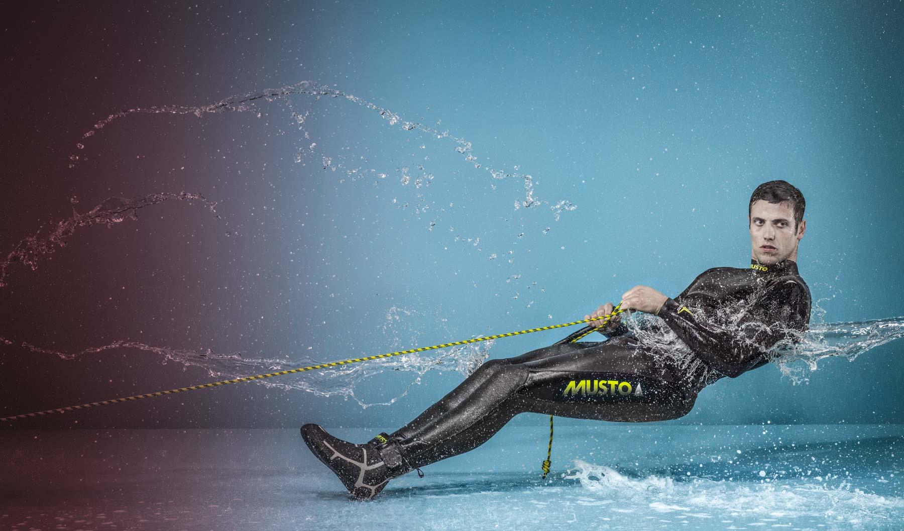 Musto Wet suit 1