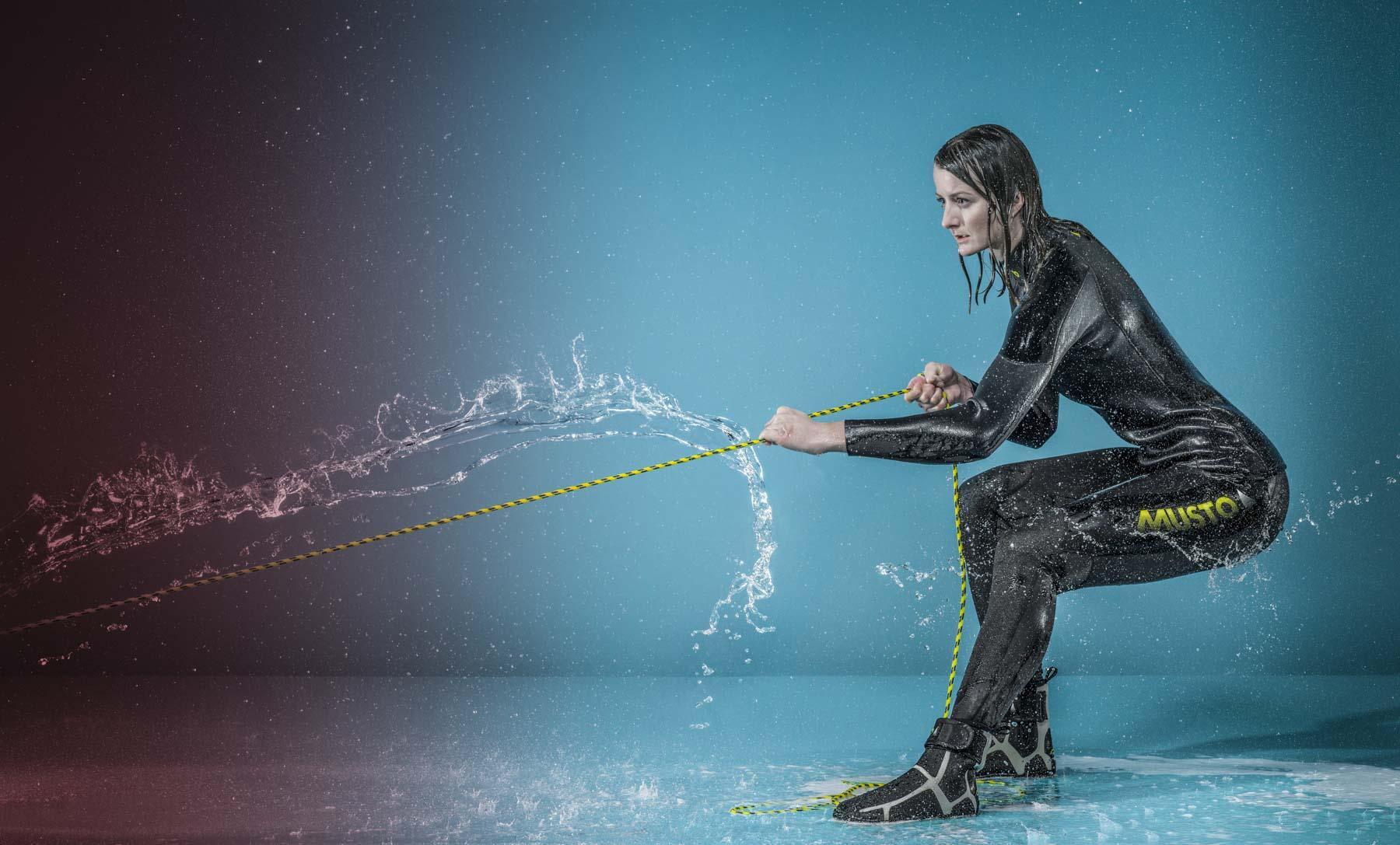 Musto Wet suit 4