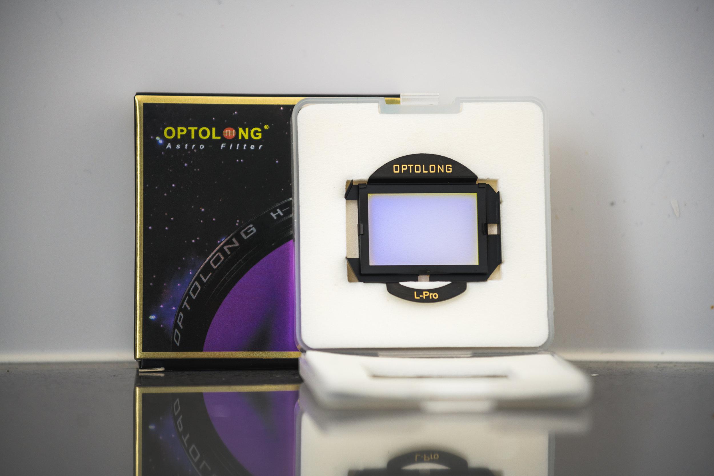 Optolong L-Pro Light Pollution Filter