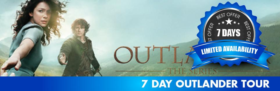 7 Day outlander tour