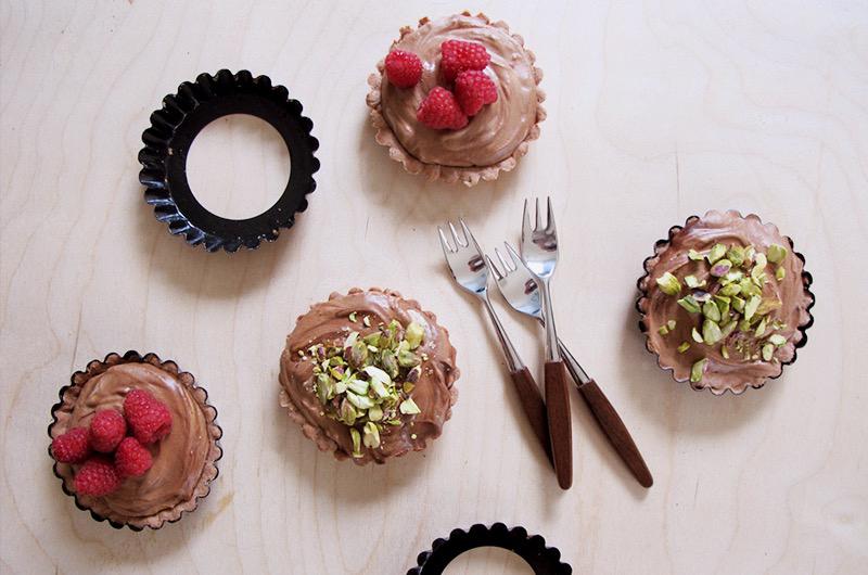 Disse er farlig gode.... Foto: Magevennlig mat ved Julia Edin.