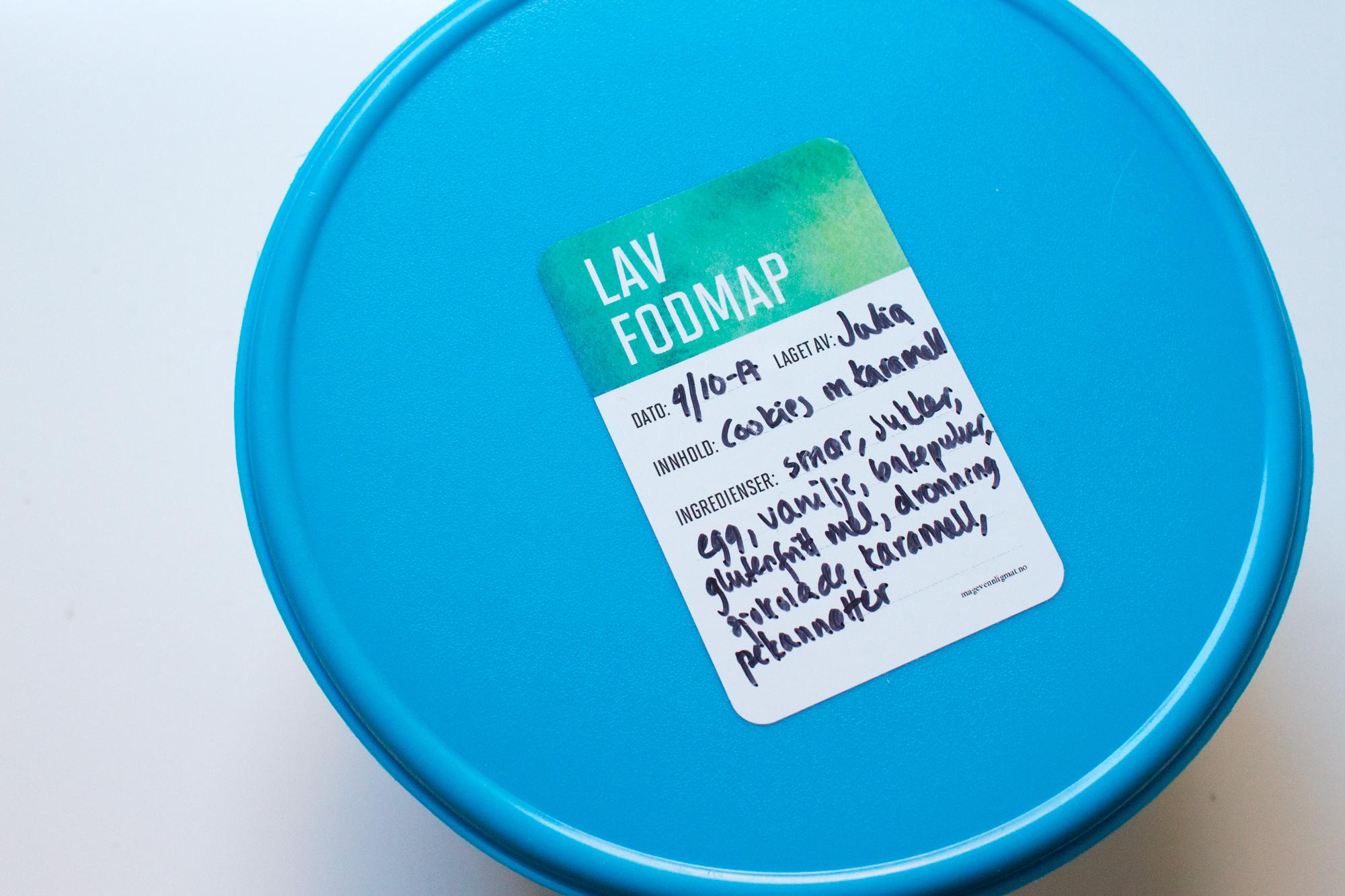 Avlange ingrediens-klistremerker- trykk på bildet for å komme rett til produktet i nettbutikken.
