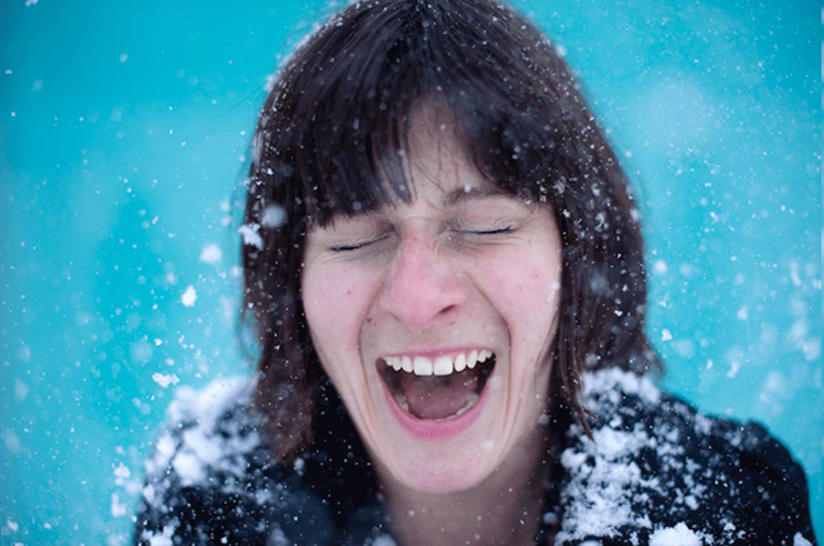 Kaldt, gøy og kaldt! Bilder tatt av  Tobias A. Heiberg  for noen år tilbake.