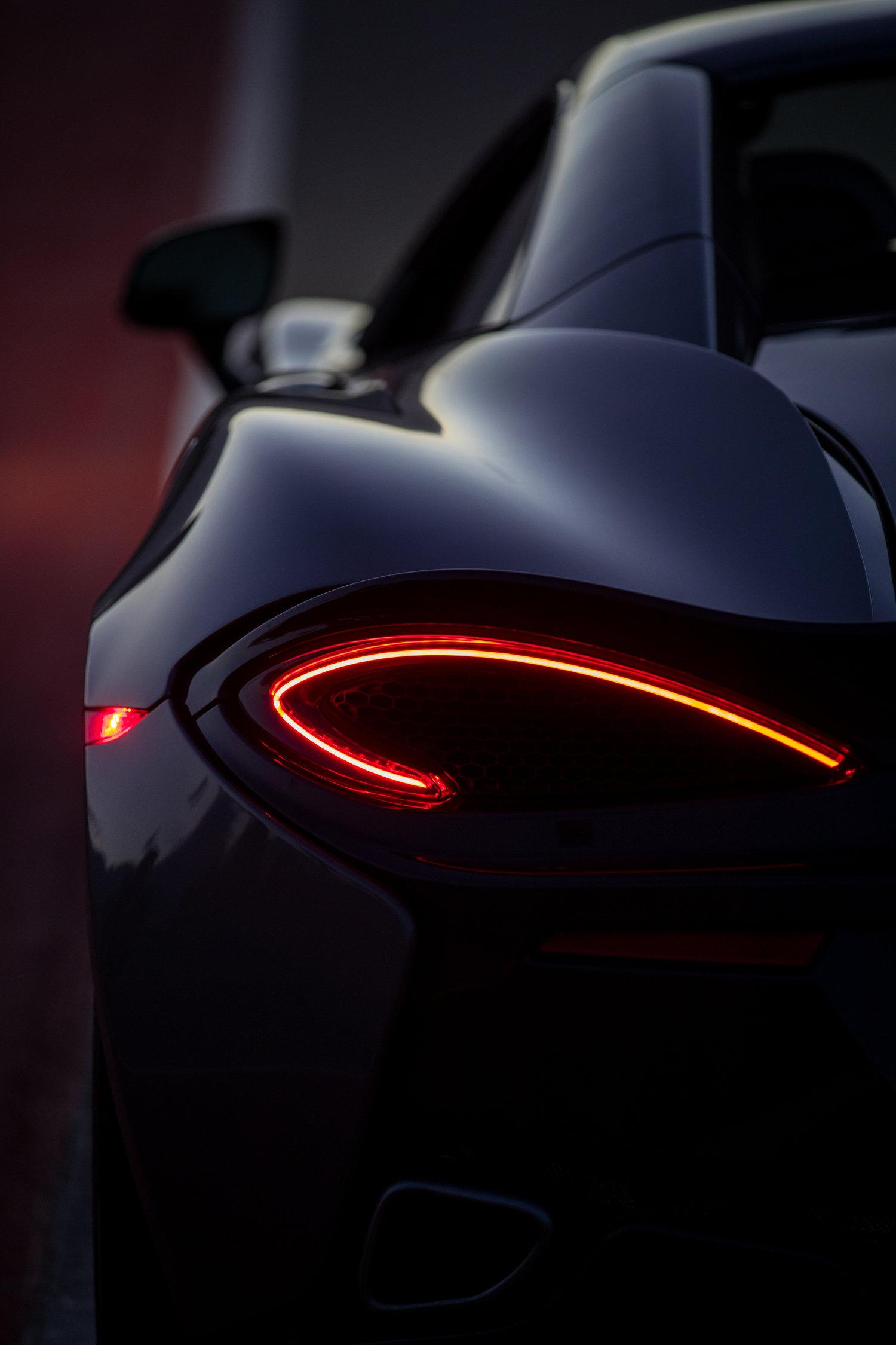 McLaren 570S -