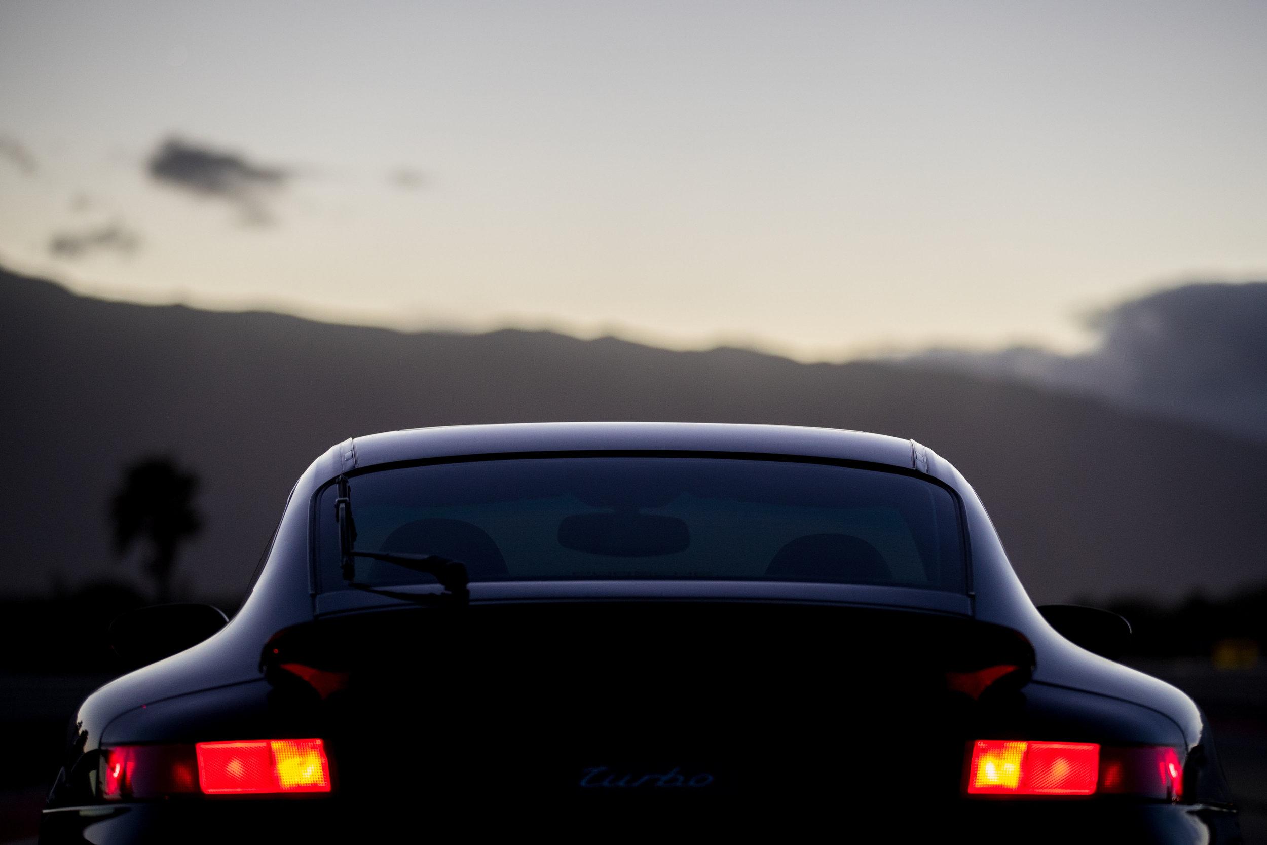 Porsche 911 Turbo -