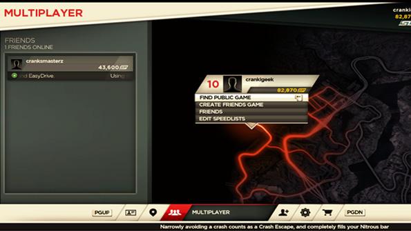 Open-world racing games for PC powered by EA Origin — Davy Jones