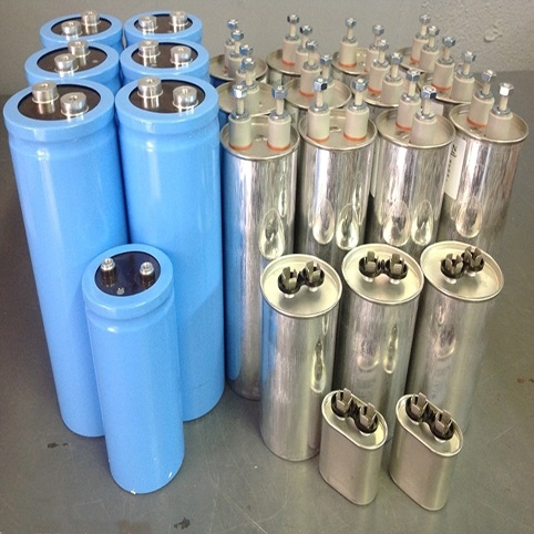 UPS Capacitors AC Input Output Filter DC Capacitors replacement service